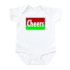 Cheers Infant Bodysuit