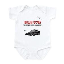 A-10 Warthog Infant Bodysuit