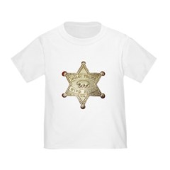 Wind River Police Toddler T-Shirt