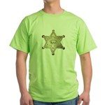 Wind River Police Green T-Shirt