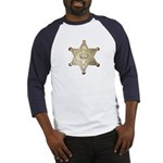 Wind River Police Baseball Jersey