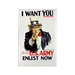 I Want You Rectangle Magnet (100 pack)