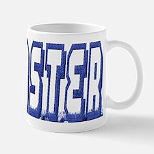 MASTER--BLUE OUTLINE Mug
