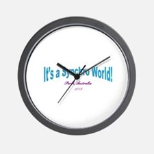 Cute Synchro Wall Clock