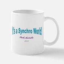 Unique Synchro swimming Mug