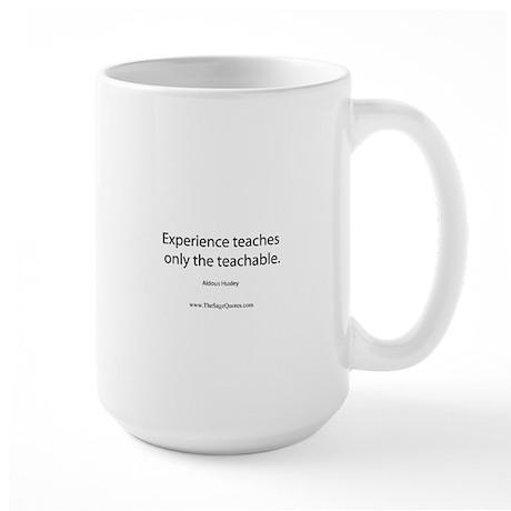 Experience Large Mug