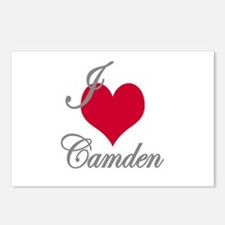 I love (heart) Camden Postcards (Package of 8)