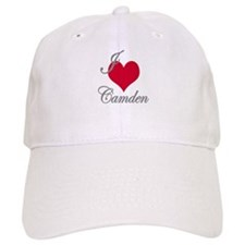 I love (heart) Camden Baseball Cap