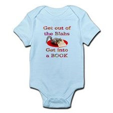 Into a Book Infant Bodysuit