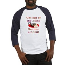 Into a Book Baseball Jersey