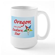 Oregon OES Mug