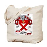 Cowan Family Crest Tote Bag