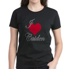 I love (heart) Caiden Tee