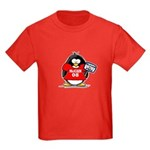 McCain 08 Penguin Kids Dark T-Shirt
