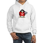 McCain 08 Penguin Hooded Sweatshirt