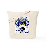Craig Family Crest Tote Bag