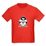 Penguin 08 Penguin Kids Dark T-Shirt