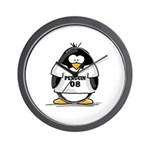 Penguin 08 Penguin Wall Clock