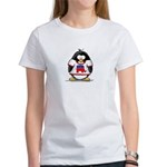 Republican Penguin Women's T-Shirt