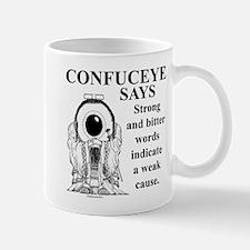 Confuceye Says Mug