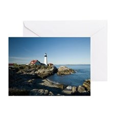 Greeting Cards (Pk of 10) Portland Head