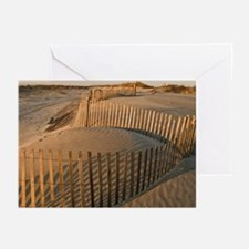 Greeting Cards (Pk of 10) Sand Fence Seabrook