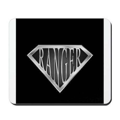 SuperRanger(metal) Mousepad