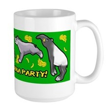 Happy Tapir Banana Party Mug