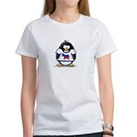 Democrat Penguin Women's T-Shirt