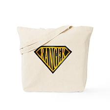 SuperRanger(blk/gld) Tote Bag