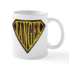 SuperRanger(blk/gld) Mug