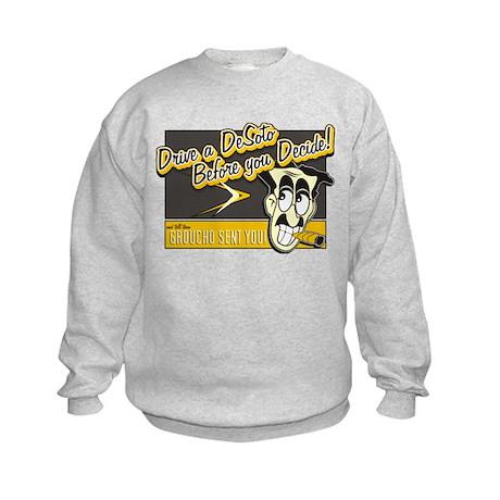 Kids Sweatshirt (Front Only)