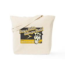 Funny 4 Tote Bag