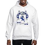 Crichton Family Crest Hooded Sweatshirt