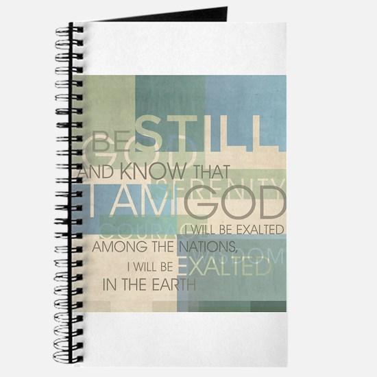 Psalm Scripture Collage Produ Journal
