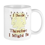 Doubt Therefore Might Be Mug