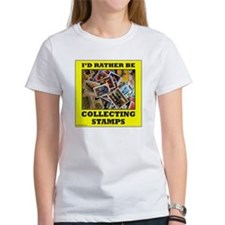 STAMP COLLECTOR Tee