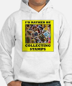 STAMP COLLECTOR Hoodie