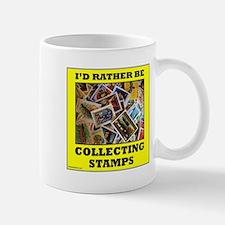 STAMP COLLECTOR Mug
