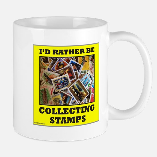 STAMP COLLECTOR Mug