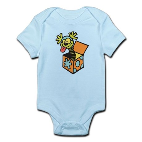 Jack in the Box Infant Bodysuit