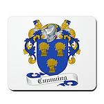 Cumming Family Crest Mousepad