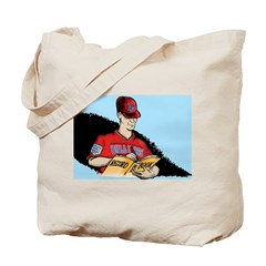 Editorial Cartoon Tote Bag