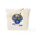 Cumming Family Crest Tote Bag