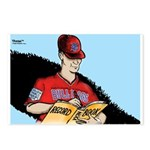 Editorial Cartoon Postcards (Package of 8)