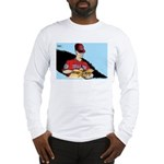 Editorial Cartoon Long Sleeve T-Shirt
