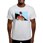 Editorial Cartoon Light T-Shirt