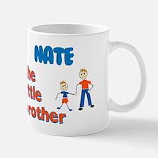 Nate - The Little Brother Mug