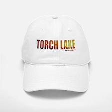Torch Lake, Michigan Baseball Baseball Cap
