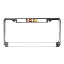Torch Lake, Michigan License Plate Frame